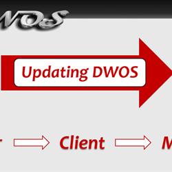 Updating DWOS