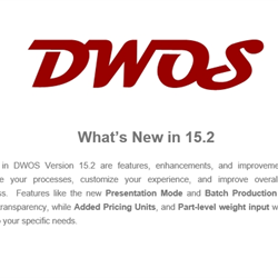 What's New 15.2