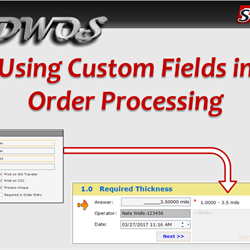 Custom Field Processing